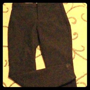 Gap Skinny black pants